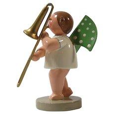 Wendt and Kuhn Erzgebirge Angel Trombone Player