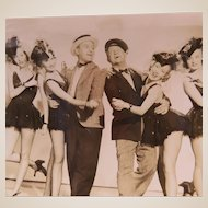 Lobby Photo for the Movie Taxi Mister William Bendix and Grace Bradley 1942
