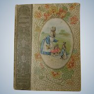 Peter Rabbit True and Rare 1st Edition and 1st Format 1904 Henry Altemus Company Wee Books for Wee Folks