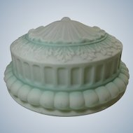 Neoclassical Styled Glass Ceiling Globe Shade or Bowl Victorian Era