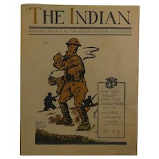 Army of Occupation 2nd Division Publication The Indian 1919 (2)
