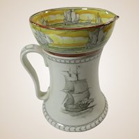 Royal Doulton Antique Ale Jug Circa 1901