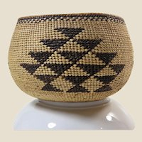 Hupa-Yurok-Karuk Northern California Indian Basket