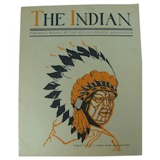 Publication WWI The Indian 2nd Division 1919