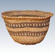 Native American Mono Klamath Mush Bowl North West Coast