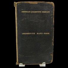 Locomotive Hand-Book American Locomotive Company