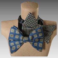 Studly Man Bow Ties Foulard 1920s Chic