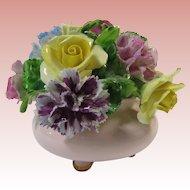 Royal Adderley Floral Bone China Large