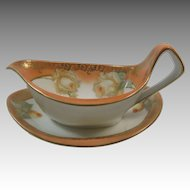 RS Germany Sauce And Under Plate Early 20th C