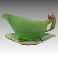 Royal Winton Grimwades Sauce or Cream With Underplate Saucer
