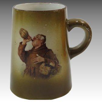 Bovox Cup Columbian Art Pottery 1893 Souvenir