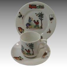 KPM Germany Breakfast Set For Your Favorite Child