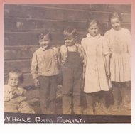 """The """"Whole Dam Family"""" is the Note on This RPPC"""