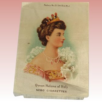 Nebo Tobacco Silk Queen Helena of Italy