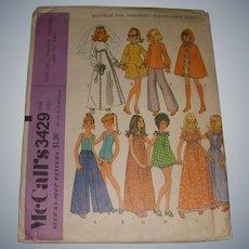 Vintage Doll Patterns for Barbie & Other Fashion Dolls