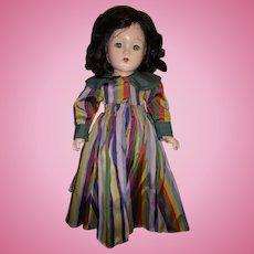 Vintage 1930s Madame Alexander Scarlett Doll