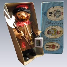 Vintage German Berliner Doll in Original Box