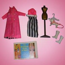 "Vintage Dawn Fashion ""Maxi Mod #811"" by Topper"
