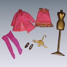 "Vintage Dawn Fashion ""Peachy Keen #822"" by Topper!"