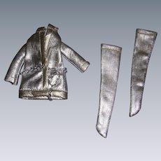 """Vintage Dawn Fashion """"Silver-A-Go-Go #810"""" by Topper"""