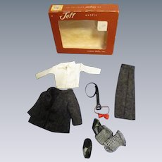 """1950s Vogue """"Jeff"""" Tagged Outfit Boxed"""