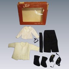 "1950s Vogue ""Jeff"" Tagged Outfit Boxed"