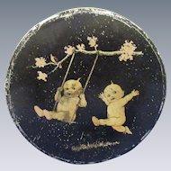 Vintage Kewpie Doll Tin by Rose O'Neill