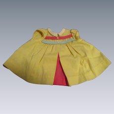 Vintage Mattel Chatty Cathy Dress Tagged & Original