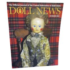 Doll News Summer 2016 Issue