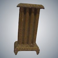 Vintage German Soft Metal Radiator