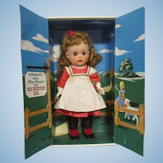 "Vintage ""Little Miss Moppet"" by Horsman MIB"