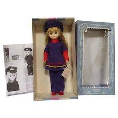 "Vintage  Rare Effannbee ""Pammi, The Auto Train Hostess Doll"""