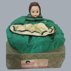 "Vintage 1950s Madame Alexander ""Marme"" Little Women Doll in Box"