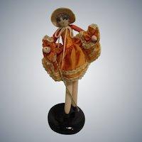 1939 New York World's Fair Art Deco Doll