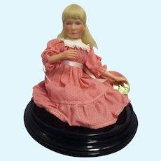 """Linda Steele """"Cookie"""" 1987 Artist Doll All Original"""