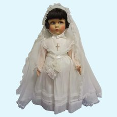 Vintage French Raynal Doll All Original