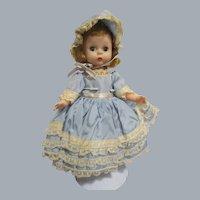 """Vintage Madame Alexander """"Southern Belle"""" Alexander-kin"""" Doll All Original"""