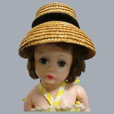 Vintage 1950s Madame Alexander Original Cissette Hat