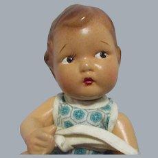 Vintage 1930s Compo Dionne Toddler Japan