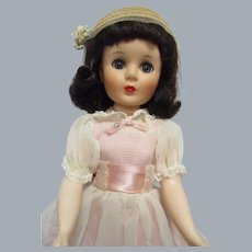 """Vintage 1957 American Character 20"""" Sweet Sue Doll with the Flexible Foot"""