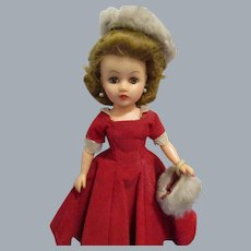Vintage 1950s Miss Nancy Ann Doll All Original