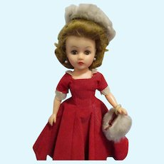 Vintage 1950s Miss Nancy Ann Doll All Original