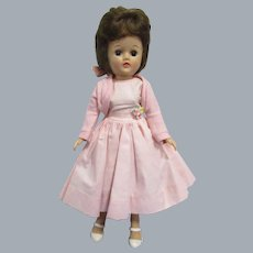 Vintage 1950s Vogue Jill Doll All Original Tagged Outfit