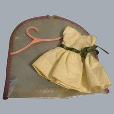 Vintage Sandra Sue Doll Original Dress in Garment Bag by Richwood