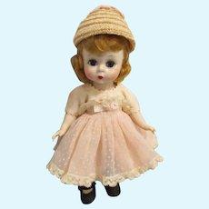 "Vintage 1950s Madame Alexander ""Wendy Loves Pinafores"" Doll"