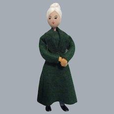 Vintage Rare German Baps Grandmother Doll
