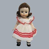 "Vintage 1950s Madame Alexander ""Wendy"" Alexander-Kins Doll"