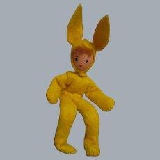 Vintage HTF German Baps Bunny