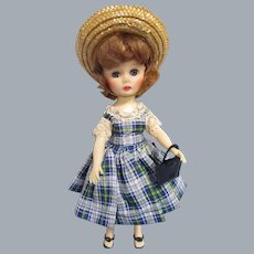 Vintage 1950s Little Miss Nancy Ann Doll Original Tagged Outfit