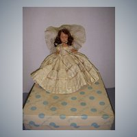 Nancy Ann Storybook Doll All-Time Hit Parade MIB!